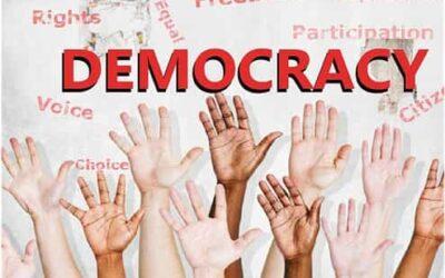 جمہوریت فاشزم کے نرغےمیں