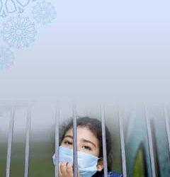 بچوں اور نوعمروں کی ذہنی صحت پر کووڈ 19 اورلاک ڈاؤن کے اثرا ت