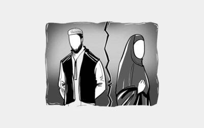 زوجین کے درمیان شک کی بنیاد پر جھگڑے