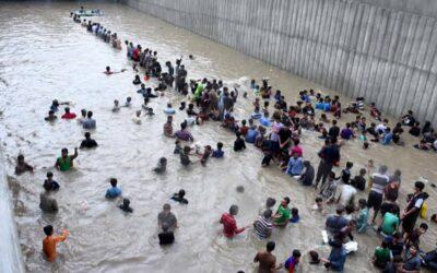 مانسون کی تباہی اور ملک کے بگڑتے حالات