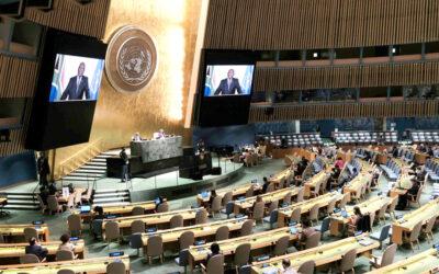 اقوام متحدہ کاسالانہ اجلاس اور آسام میں بر بریت